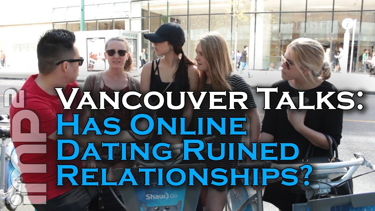 Online dating vancouver