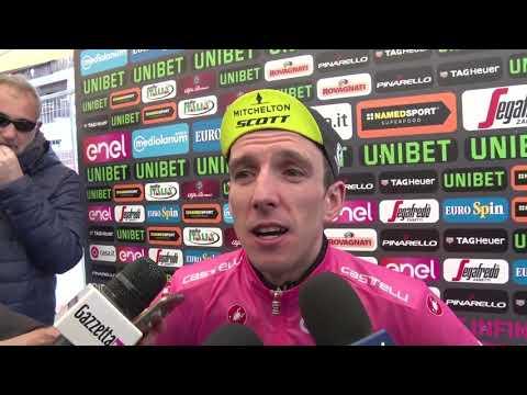 Simon Yates - Post-race interview - Stage 15 - Giro d'Italia / Tour of Italy 2018
