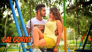 Gal Goriye   High Rated Gabru   Cute Romantic Love Story   Guru Randhawa New Song2020  Misti