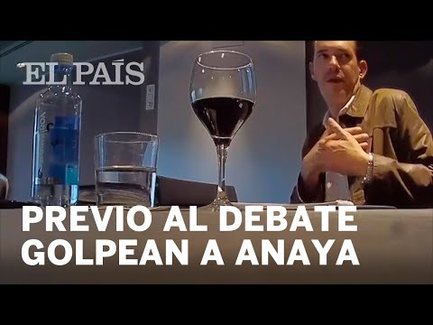 Previo a debate presidencial golpean a Anaya publicando video completo de reunión de Barreiro | M...