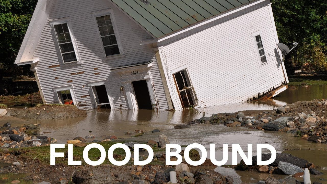 Flood Bound - The Uplifting Story of a Small Town Facing of a Natural Disaster