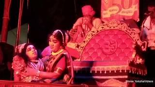 Yakshagana - Pushpa Chandana - Harish japti , Shashikant shetty