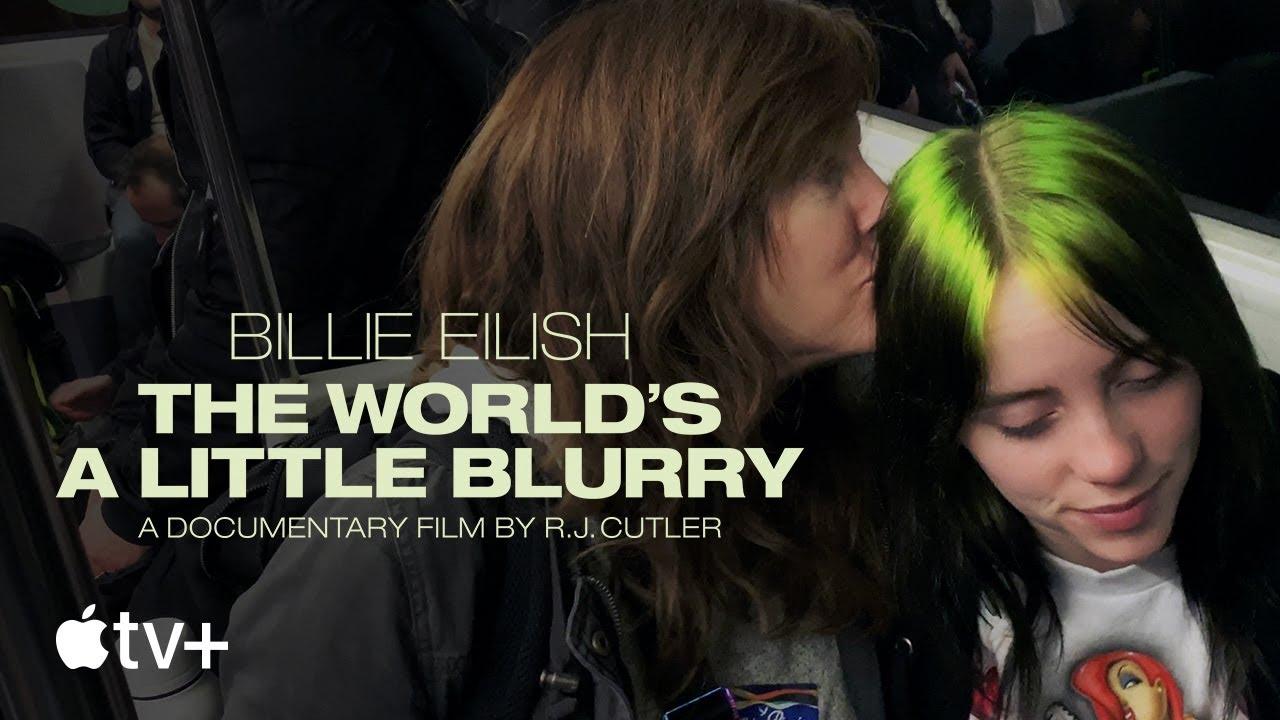 Billie Eilish: The World's A Little Blurry — Official Trailer #2 | Apple TV+