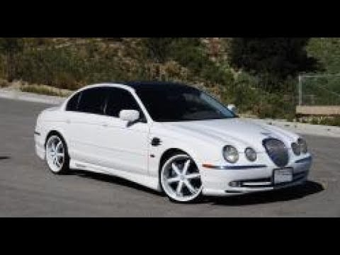 jaguar s type- custom looks - youtube