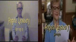 Murder, She Wrote Intro Comparison
