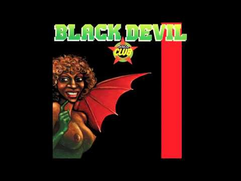 Black Devil Disco Club -