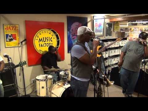 Big Sam's Funky Nation @ Louisiana Music Factory JazzFest 2014