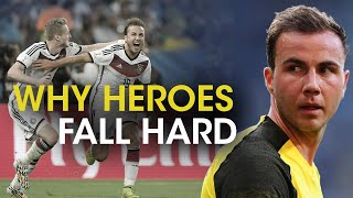 WHY Heroes Fall Hard - The Story Of Götze & Schürrle