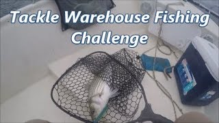 TACKLE WAREHOUSE STRIPER Fishing Challenge