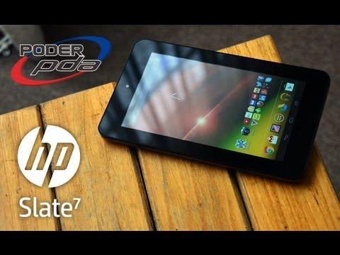 HP Slate 7 - Análisis en Español HD