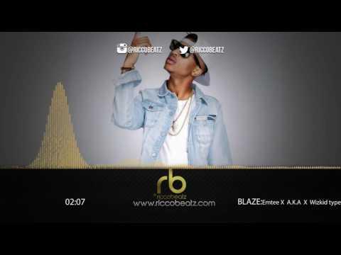 Hip hop rap instrumental 2017-Emtee X A.K.A X Wizkid Type Beat-