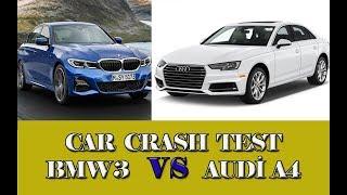 BMW 3 Series vs 2019 Audi A4 2019