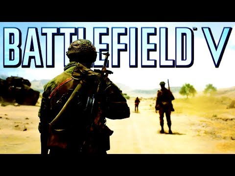 New Battlefield 5 Gameplay Details, Planes, Vehicles and more revealed! (Battlefield V) thumbnail