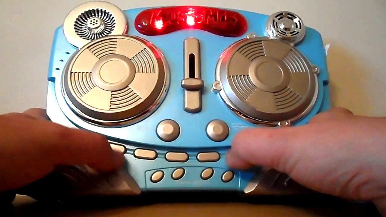 Toy turntable 43