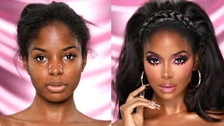 Barbie Glam Transformation! // PAINTEDBYSPENCER