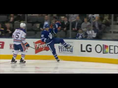 edmonton oilers vs toronto maple leafs nov 1 youtube. Black Bedroom Furniture Sets. Home Design Ideas
