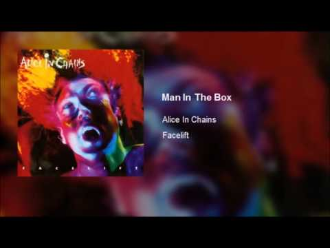 Alice In Chains - Man In The Box (Clean)