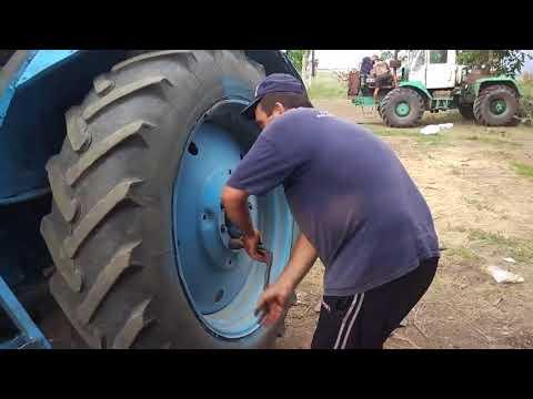 Ремонтируем тормоз на тракторе МТЗ-80 /Moldova