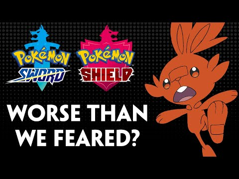 I Played Pokémon Sword and Shield, And It's Worse Than I Thought