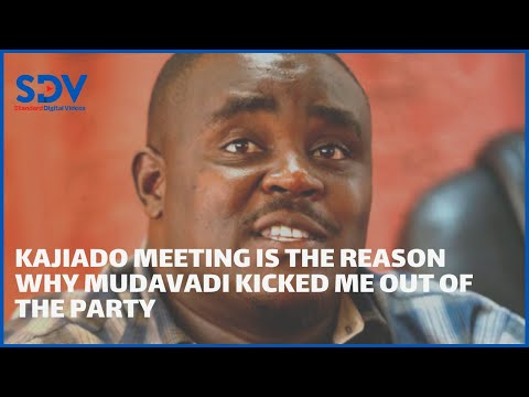 Musalia Mudavadi has kicked me out of ANC because of the Kajiado meeting - Cleophas Malala