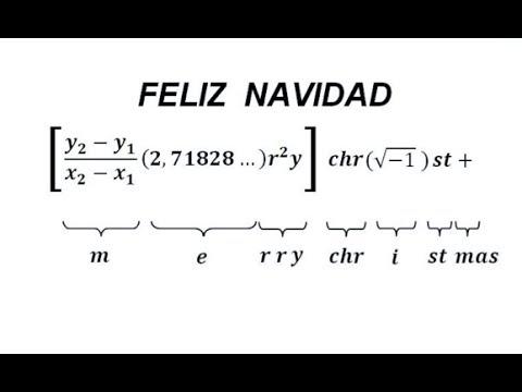 Formas Diferentes Para Decir Feliz Navidad Youtube