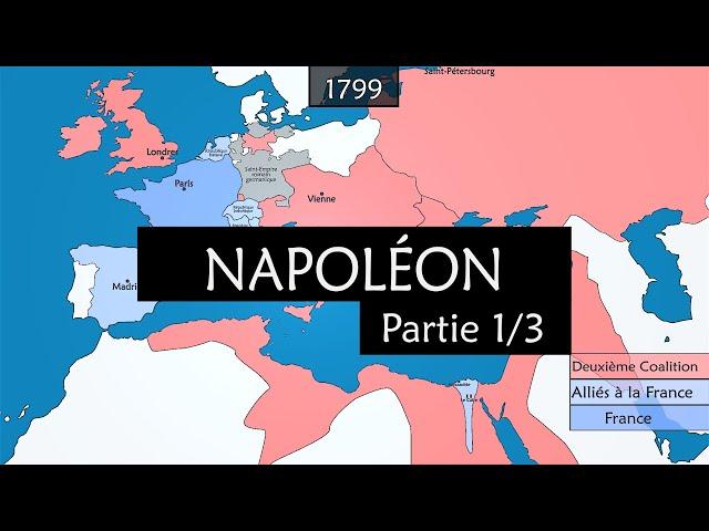 Napoléon (Partie 1) - La naissance d'un Empereur (1768 - 1804)