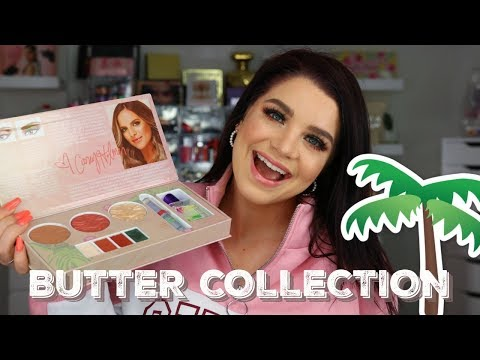 Physicians Formula X Casey Holmes Butter Collection Review+Tutorial thumbnail