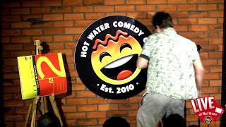Adam Tumbler LIVE at Hot Water Comedy Club