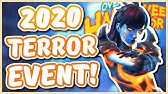 Overwatch Halloween Skins 2020 Parah Overwatch   ALL 2020 SUMMER GAMES EVENT SKINS AND ITEMS   YouTube