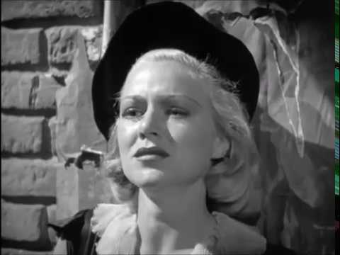 Oscar Winner Claire Trevor Plays A Hooker In Dead End (1937)