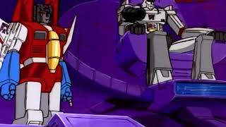 The Transformers (G1) Season 1 episode 1 More than meets the eye part 1
