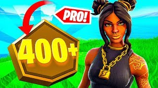 This is what 400 points Champions League looks like in Fortnite...