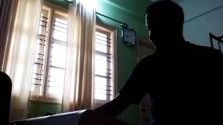 "Harris Jayaraj's ""Pachai Uduthiya Kaadu"" from Vanamagan - an attempt by Ashwin S Kumar"