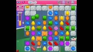 Candy Crush Saga level 398: No Booster, See tips!
