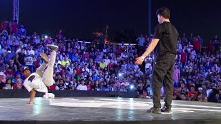 Toufeeq VS Ammaro - Red Bull BC One Middle East Africa Final 2015