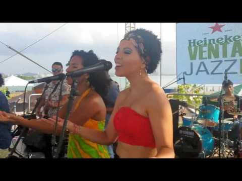 Baquiné - Mi Puerto Rico (En vivo Ventana al Jazz Bahia Urbana)