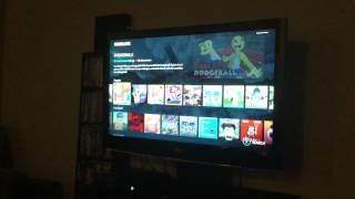 La mia prima volta a giocare a roblox su Xbox one
