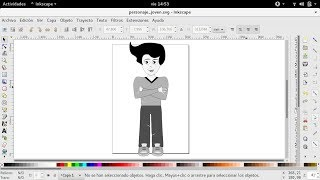 Inkscape | Animación adolescente