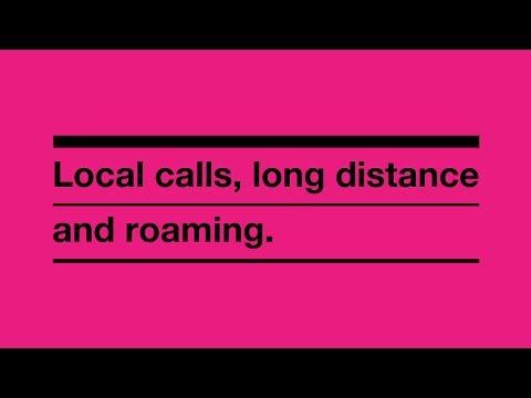 Local Calls, Long Distance & Roaming - Koodo 101