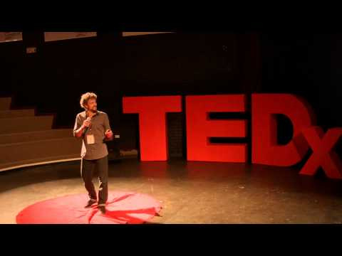 The Art of Designing Your Own Path   Fabian Dittrich   TEDxYouth@CSC