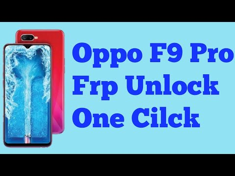 OPPO F9 | F9 PRO CPH1823 RESET FRP | PIN LOCK | PARTTEN LOCK [World First]  by MobiTech Solutions