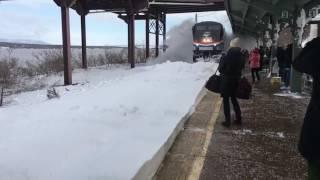 Прибытие поезда прикол