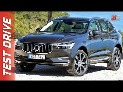 NEW VOLVO XC60 2017 - FIRST TEST DRIVE