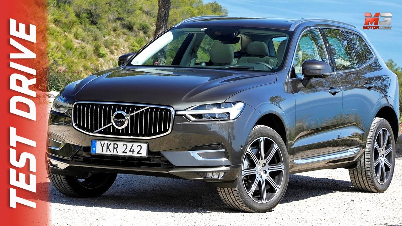 new volvo xc60 2017 first test drive youtube. Black Bedroom Furniture Sets. Home Design Ideas