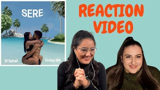 Just Vibes Reaction / DJ Spinall ft Fireboy DML - Sere *OFFICIAL MUSIC VIDEO*