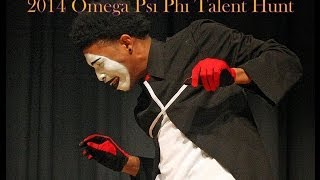 Vickie Winans' Oh What Love - Mime Jadon Jenkins (2014 Omega Talent Hunt)