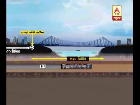 Watch: Tunnel of East West Metro will reach Ganges