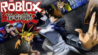 ITS TIME TO DUEL! || YU-GI-OH Dimension Duel Episode 1 (Roblox YuGiOh)