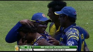 Sri Lanka Vs Pakistan | 5th ODI, 26 July – 2015 P6