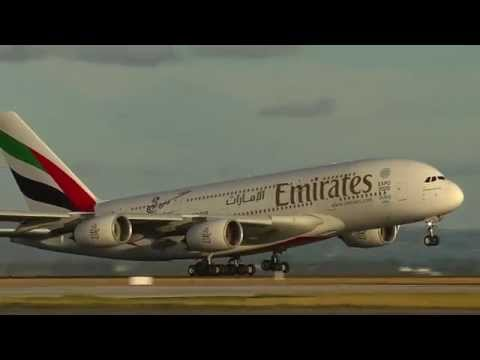 Emirates A380 Hat-Trick in Auckland | Emirates Airline